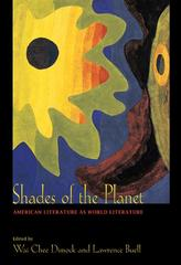 Shades of the Planet 0 9780691128528 0691128529