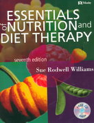 Essentials of Nutrition and Diet Therapy and Nutritrac Package 7th edition 9780323003988 0323003982