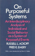 On Purposeful Systems 0 9780202307985 0202307980