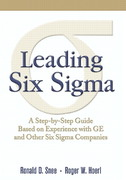 Leading Six Sigma 0 9780130084576 0130084573