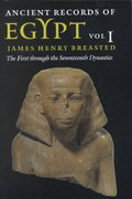 Ancient Records of Egypt 1st Edition 9780252069901 0252069900