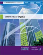 Intermediate Algebra 1st edition 9780073309309 0073309303