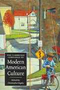 The Cambridge Companion to Modern American Culture 1st Edition 9780521601092 0521601096