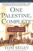 One Palestine, Complete 1st Edition 9780805065879 0805065873