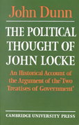 The Political Thought of John Locke 0 9780521271394 0521271398