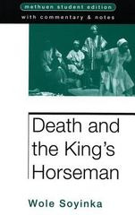 Death and the King's Horseman 0 9780413695505 0413695506