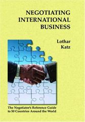 Negotiating International Business 1st Edition 9781419631900 141963190X