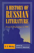 A History of Russian Literature 0 9780810116795 0810116790