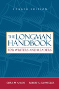 The Longman Handbook for Writers and Readers 4th edition 9780205518883 0205518885