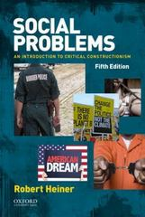Social Problems 5th Edition 9780190236724 0190236728