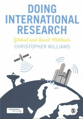 Doing International Research 1st Edition 9781446273494 1446273490