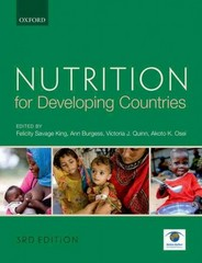 Nutrition for Developing Countries 3rd Edition 9780191508349 0191508349