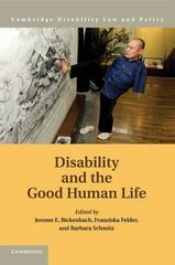 Disability and the Good Human Life 1st Edition 9781107545830 1107545838