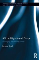 African Migrants and Europe 1st Edition 9781138800519 1138800511