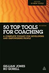 50 Top Tools for Coaching 3rd Edition 9780749473440 0749473444