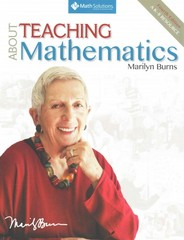 About Teaching Mathematics 4th Edition 9781935099321 1935099329