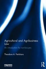 Agricultural and Agribusiness Law 1st Edition 9781317559108 131755910X