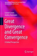 Great Divergence and Great Convergence 1st Edition 9783319177809 331917780X