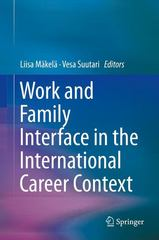 Work and Family Interface in International Career Context 1st Edition 9783319176468 3319176463