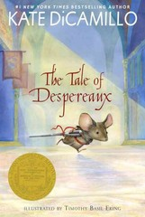 The Tale of Despereaux 1st Edition 9780763680893 0763680893