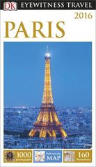 DK Eyewitness Travel Guide: Paris 1st Edition 9781465428806 1465428801
