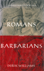 Romans and Barbarians 1st Edition 9781250083814 1250083818