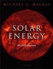 Solar Energy 1st Edition 9780199652105 0199652104