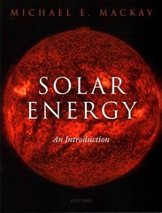 Solar Energy 1st Edition 9780191008559 0191008559