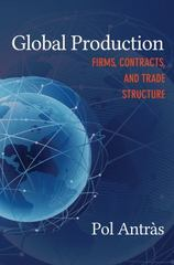 Global Production 1st Edition 9780691168272 069116827X