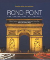 Rond-Point with MyFrenchLab (multi semester access) with Pearson eText -- Access Card Package 2nd Edition 9780205949403 0205949401