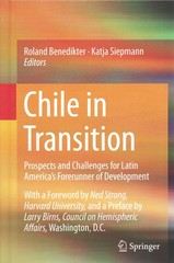 Chile in Transition 1st Edition 9783319179506 3319179500