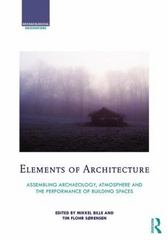 Elements of Architecture 1st Edition 9781317279228 1317279220