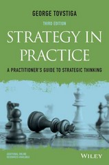 Strategy in Practice 3rd Edition 9781119121640 1119121647