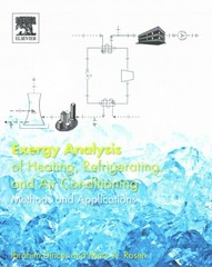 Exergy Analysis of Heating, Refrigerating and Air Conditioning 1st Edition 9780124172111 0124172113