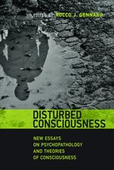 Disturbed Consciousness 1st Edition 9780262029346 0262029340