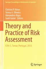 Theory and Practice of Risk Assessment 1st Edition 9783319180281 3319180282