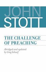 The Challenge of Preaching 1st Edition 9780802873354 0802873359