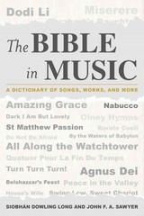 The Bible in Music 1st Edition 9780810884519 0810884518