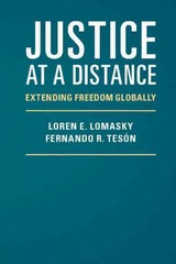 Justice at a Distance 1st Edition 9781107115866 1107115868