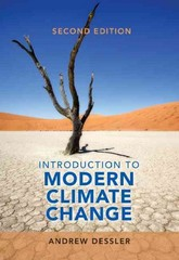 Introduction to Modern Climate Change 2nd Edition 9781107096820 1107096820