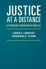 Justice at a Distance 1st Edition 9781107536029 1107536022