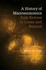 A History of Macroeconomics from Keynes to Lucas and Beyond 1st Edition 9780521898430 0521898439