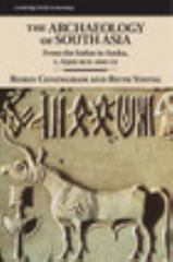 The Archaeology of South Asia 1st Edition 9780521846974 0521846978