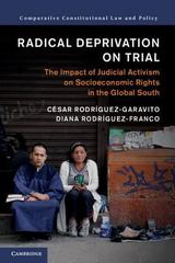 Radical Deprivation on Trial 1st Edition 9781107078888 1107078881