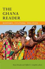 The Ghana Reader 1st Edition 9780822359845 0822359847