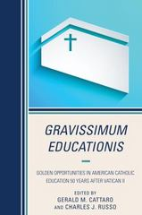Gravissimum Educationis 1st Edition 9781475810981 1475810989