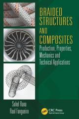 Braided Structures and Composites 1st Edition 9781482245004 1482245000