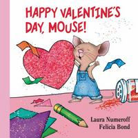 Happy Valentine's Day, Mouse! Lap Edition 1st Edition 9780062427403 0062427407