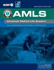 Advanced Medical Life Support 2nd Edition 9781284040920 1284040925