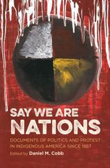 Say We Are Nations 1st Edition 9781469624808 146962480X